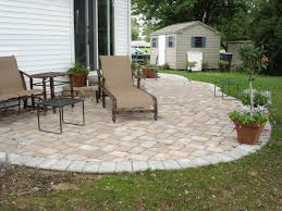 block patio designs shapes great pavers patio design ideas within backyard paver best brick for n