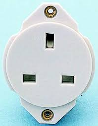rs 7259 crabtree 1 gang plastic power socket bs 1363 13a crabtree 1 gang plastic power socket bs 1363 13a panel mount