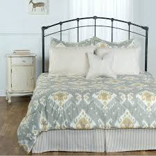 ikat bedding by trina turk ideas blue astounding set duvet cover with skirt and pillows plus headboard nightstand outstanding bedroom images print harbour