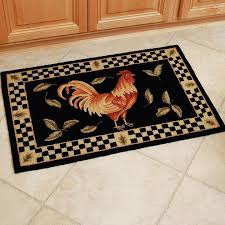 rooster rugs for kitchen jam vegan bakery large rooster rugs