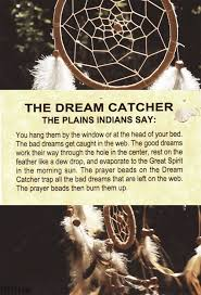 Purpose Of Dream Catchers