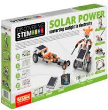 Роботы-<b>конструкторы на солнечной батарее</b>