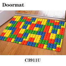 Carpet & Rugs: Elegant Colorful Doormat For Your Entrance Floor ...