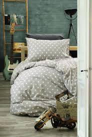 polka dots twin size bedding cotton100 twin duvet cover 98 x 62