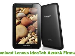 Download Lenovo IdeaTab A2107A Firmware ...