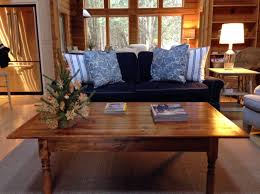 Living Room Furniture Made In The Usa Furnishing A Log Home