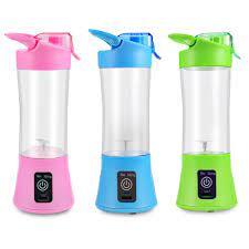 Taşınabilir Blender Meyve Sıkacağı Bardağı USB Şarj Edilebilir 400 Ml  Elektrik Otomatik Sebze Meyve Narenciye Portakal Suyu Makinesi Kupası Mikser  Şişe O.abc-goods.org