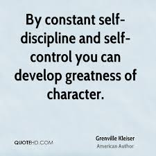 Self Control Quotes Simple Grenville Kleiser Quotes QuoteHD