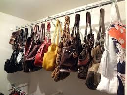 handbags organizer closet comfy purse organizer for closet applied to your home inspiration how to organize