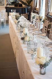 Marvelous Top Table Decorations Wedding Reception 24 About Remodel Table  Runners Wedding With Top Table Decorations