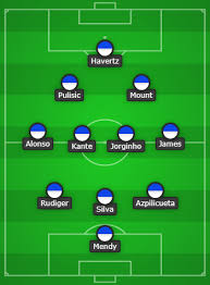 Get all the latest news, videos and ticket information as well as player profiles and information about stamford bridge, the home of the blues. 3 4 3 Chelsea Predicted Line Up Vs West Ham United The 4th Official