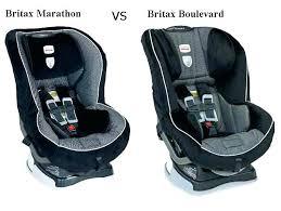 britax car seats instructions marathon seat installation