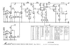 marshall schematics gif pre amp schematic