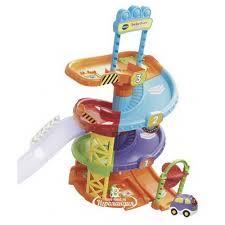Обучающая игрушка Парковочная башня <b>Бип</b>-<b>Бип Toot</b>-<b>Toot</b> ...