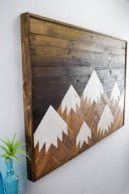 diy wood wall decor ideas the best wood wall art ideas reclaimed on wood accent walls
