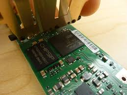 teardown of ricoh theta degree spherical panorama camera xueming metal shield covering the arm processor and memory chip