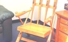 baseball bat rocking chair capsloginfo