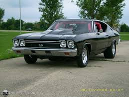 1968 Chevrolet Chevelle - Information and photos - MOMENTcar