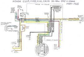 04 Honda 250 Ignition Wiring Ignition System Diagram