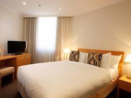 apartment bedroom. Deluxe One Bedroom Apartment The York Sydney By Swiss-Belhotel,