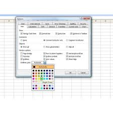 How To Change Excel Default Workbook Settings By Modifying Standard ...