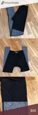 Gymshark Size Chart Gymshark Two Toned Leggings Sold Out Online Nwt Size Chart