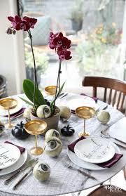 20 Spuk Schöne Tischdekoration Ideen Für Halloween Deko