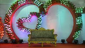 Flower Design For Marriage Stage Decoration Ideas For Wedding Flower Decoration