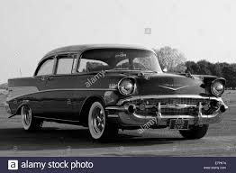 All Chevy chevy classic cars : 1950s Chevrolet. Chevy. Classic American car Black And white Stock ...