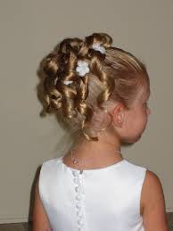 Hairdos for little girls with short hair | Hair Style and Color ...