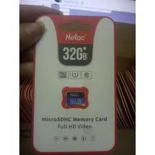 Review thẻ nhớ netac 32g - netac 32g chính hãng