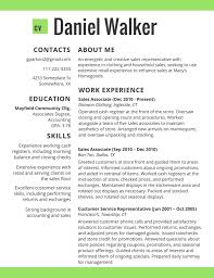 Latest Resume Trends Online Resumes 2017 Format Sales Cv Correct
