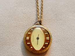 off vintage lucerne pendant watch