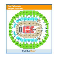 Fedexforum Memphis Event Venue Information Get Tickets