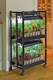 indoor apartment gardening. Beautiful Apartment Apartment  Starting Vegetable Gardens From Seeds Indoors With Gardening  Island Lighting System Tips On Build Indoor Apartment Gardening Indoor  For O