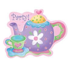 Tea Party Clip Art Free Downloads - ClipArt Best