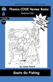 Chart 3 4 5 Review Set C Book 1 Goats Go Fishing Printable Book
