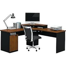 home office computer desk. Home Office Computer Desk Inspirations For The Perfect Stylish With Hutch In Dark Walnut Finish