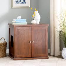 Image Wayfair Wayfair Archie Oscar Clementine Wooden Litter Box Cabinet Reviews Wayfair