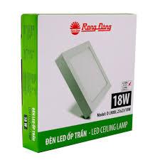 Đèn LED ốp trần 12W Rạng Đông Model: D LN08L 17x17/12W