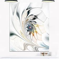 white stained glass floral art large floral glossy metal wall art on large floral metal wall art with shop white stained glass floral art large floral glossy metal wall