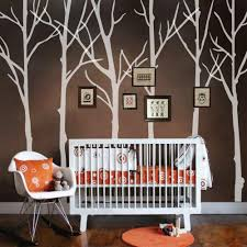 Winter Trees Wall Stickers; Winter Trees Wall Stickers ...