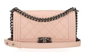 pink chanel bags. chanel-blush-pink-boy-bag pink chanel bags u