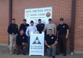 Arizona Correctional Officer Advanced Police K9 Decoy Training At The Az Cota Correctional
