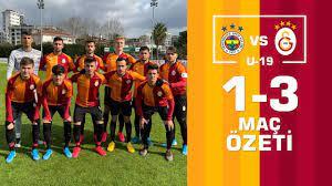 Fenerbahçe U19 1-3 Galatasaray U19 - GALATASARAY.ORG