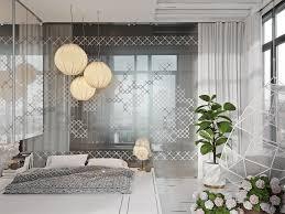 Grey Mist Chinese Lanterns Accent Wall Decor