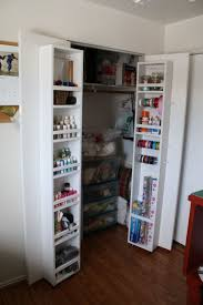 image of stunning small closet storage ideas