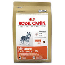 Compare Prices <b>Royal Canin Mini Schnauzer</b> 25 Dry Dog Food 10lb ...