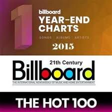 Billboard Top 100 Hits Of 2015 Billboard Year End Hot 100