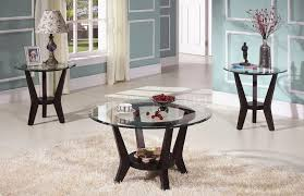 end tables interior glass coffee tables and end decorations round fur carpet brown expensive elegant